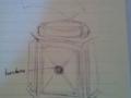P28)Maple Lane vanity sketch