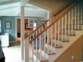 P30)Maple Lane stairway before