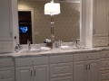 P34)Master Bath Sink Vanity